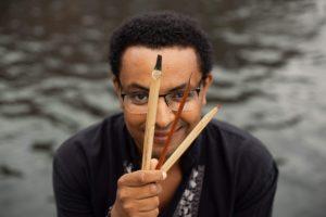 Hicham Chajai - Calligrapher